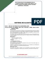 ALCANTARILLADO SP