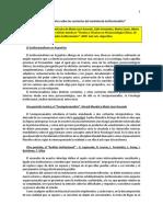 Apuntes  de aportes sobre la corrientes institucionales-Durán