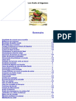 Recettes de Cuisine à Points - Les Fruits Et Légumes (Weight Watchers)