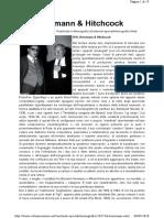Pugliese HH Herrmann & Hitchcock