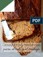 21. Patrimediolimon - Snacks saludables para el cole y el trabajo