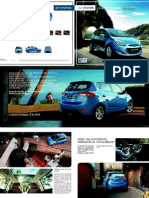 Catálogo ix20 - Brochura