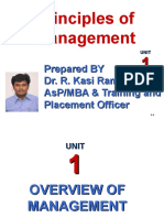 Principles of Management - Unit I.ppt