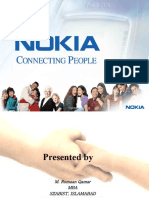 Nokia Ppt Marketing