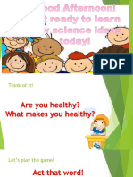 Healthy Person.ppt