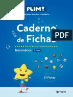 Plim_2º ano_Matemática_FICHAS