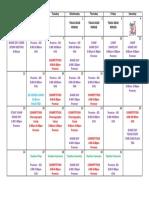 2020-21 july cheer calendar