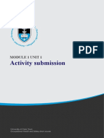 UCT OHS M1 U1 - Activity submission.doc