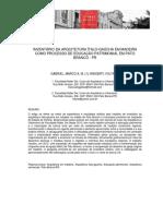 INVENTÁRIO DA ARQUITETURA ÍTALO-GAÚCHA EM MADEIRA COMO PROCESSO DE EDUCAÇÃO PATRIMONIAL EM PATO BRANCO - PR
