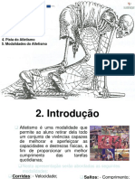 Aula Teórica - atletismo_corridas