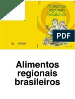 Alimentos Regionais BRASIL