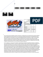 Análisis Review Fatal Fury 3 - Road to the Final Victory -