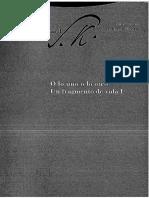 Kierkegaard - O Lo Uno o Lo Otro I