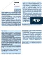 The Evolution of Knowledge Management.pdf