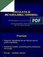 Circulatia Si Metabolismul Cerebral