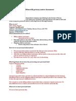 Smallstoreuk Privacy Notice