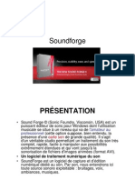 Cours 02 Sound Forge Basic