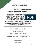PLIEGO+DE+CARGOS+Diseño+y+Construcción+Caminos+Distrito+Besikó+30-10-18+Final
