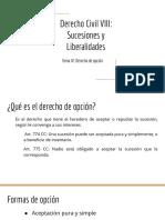 Derecho Civil VIII_ Tema 4
