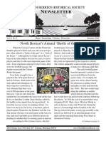 Summer 2009 Newsletter - North Berrien Historical Society