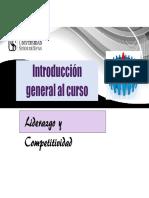 Lectura Sesión 1 Diapositivas de Introducción Al Curso.