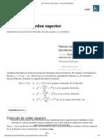 Derivadas de orden superior - Aprende Matemáticas.pdf