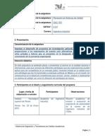 1 PLANEACION DE SISTEMAS DE CALIDAD GAG-1301