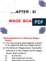 Chapter-11 WAGES BOARDS