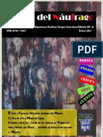 Revista Botella del Náufrago Nº15, Casa Azul