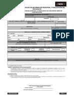 DRNP-SSIR-FOR-0004 Cancelación Constancia CLC