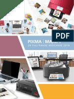 Canon PIXMA Range Brochure Domestic