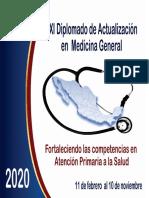 Diplomado de Actualizacion en Medicina General