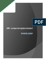 GU_SAP R3_LSMW –migration de données