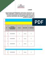 I.E. N° 31275  SEMANA 9 FICHA DIRECTIVO.xls