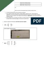 Calculo de Matriz inversa