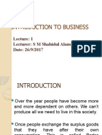 ITB Lecture 1