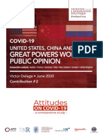 Study Fondapol Great Powers Worry Public Opinion Victor Delage 2020-19-06