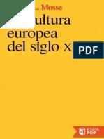 La cultura europea del siglo XX - George L. Mosse.pdf