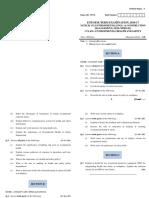 Environmental health and safety. (CVL 676) M.Tech. CE. ( Environmental Engg.), Term-2 (2016-17)