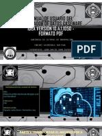 Manual de Usuario Del Procesador de Datos Caseware Idea Versión 10.4.1.1050 - Formato PDF.