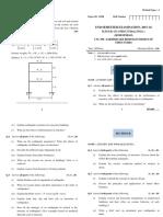 Earthquake resistant design of structures. (CVL 708) M.Tech-CE,Term-2, 2015-16