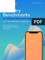 Mobile Payment Apps Industry Benchmark Report