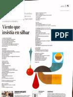Adrián Navigante Orilla Esplendor en Ñ