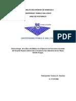 Docencia Universitaria - Romulo Gallegos