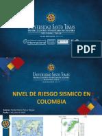 nivel de riesgo sismico en colombia - valeria torres.pdf