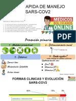COVID-19 Evolução