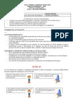 GUÍA 4 DECLAMACIÓN DE POEMAS