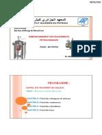 dimensionnement des equipements pétochimiques SAIED Mioud