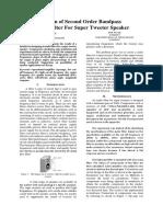 Active Filter IEEE Report