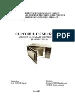 Proiect Cuptor Cu Microunde - Final1